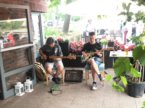 Live Music at Al Ponte Ristorante